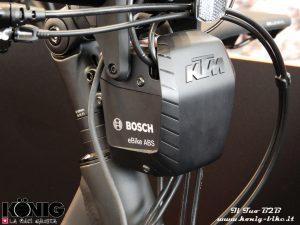 Sistema ABS Bosch per E-bike