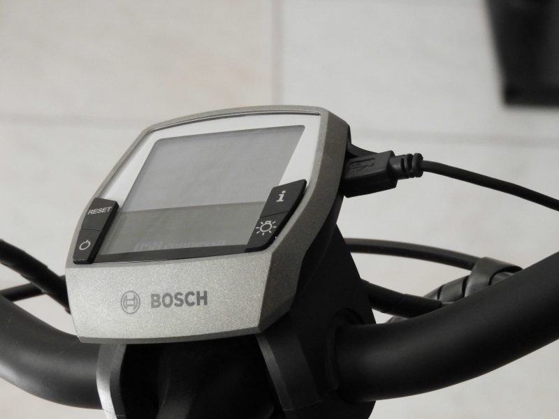 Display Bosch E-bike