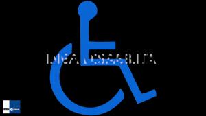 Simbolo Sedia a rotelle