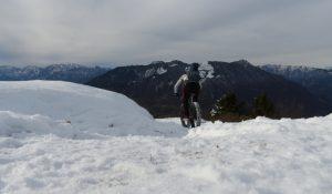 Inverno e anche neve in Fat