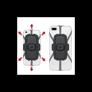 Piastra di supporto porta smartphone
