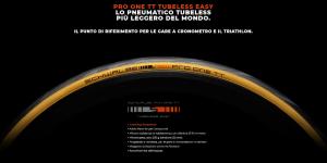 Pneumatico Schwalbe PRO ONE TT Souplesse