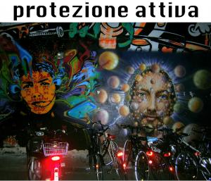 Protezione Attiva nella bicicletta, sistemi di illuminazione con funzionalità StandLight